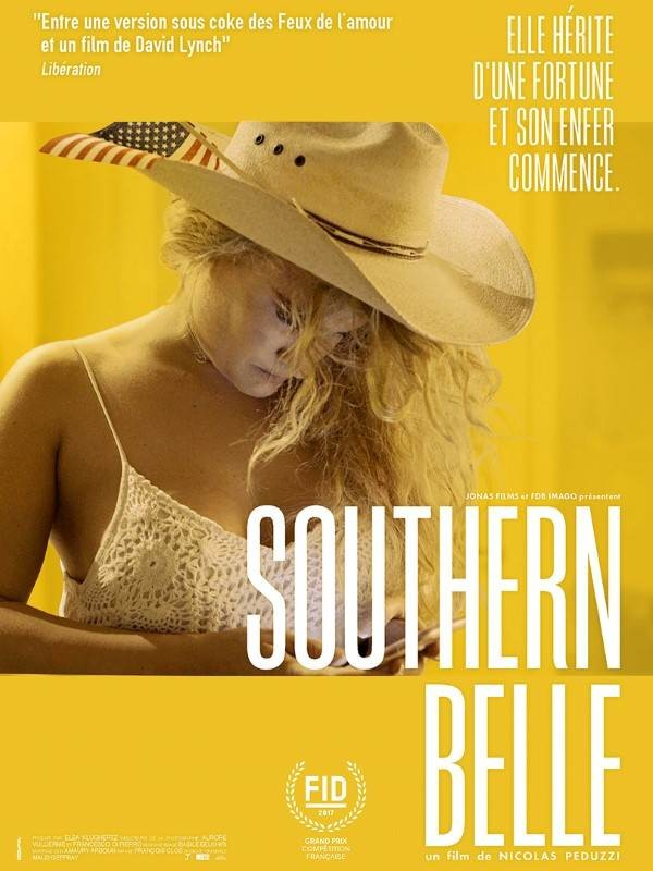 Southern Belle, Affiche