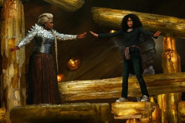 Oprah Winfrey, Storm Reid