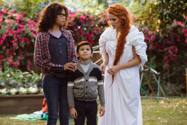 Storm Reid, Deric McCabe, Reese Witherspoon