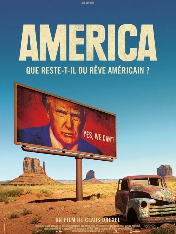 America, Affiche