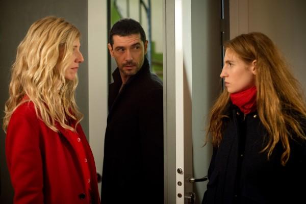 Sandrine Kiberlain, Melvil Poupaud, Agathe Bonitzer