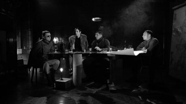 Lionel Tua, Elvire, Damien Bonnard, Alexis Manenti