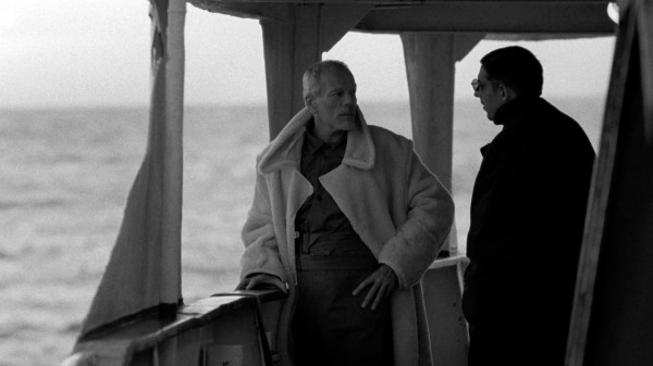 Pascal Greggory, Damien Bonnard
