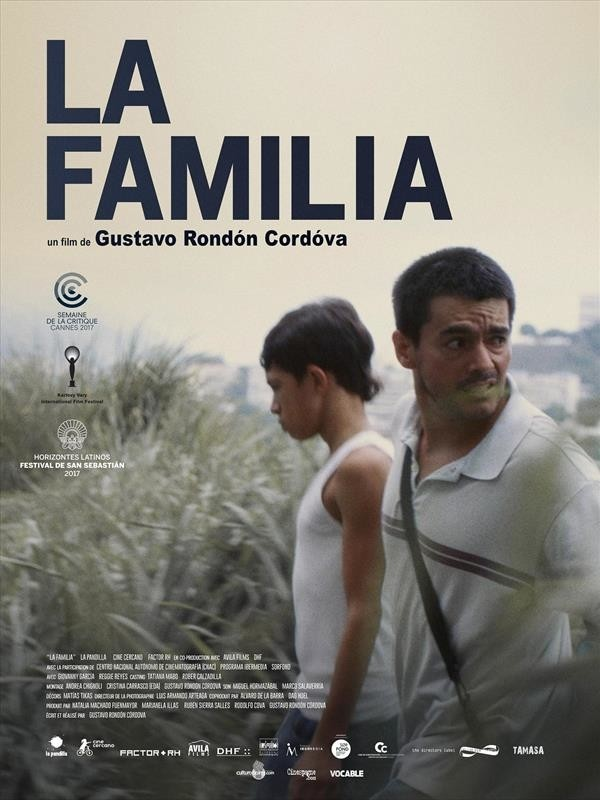 La Familia, affiche
