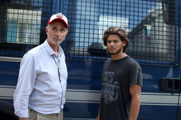 Thierry Lhermitte, Rayane Bensetti