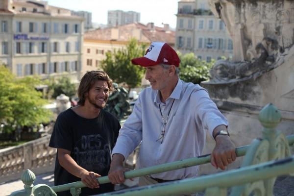 Rayane Bensetti, Thierry Lhermitte