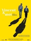 Vincent & moi, Affiche