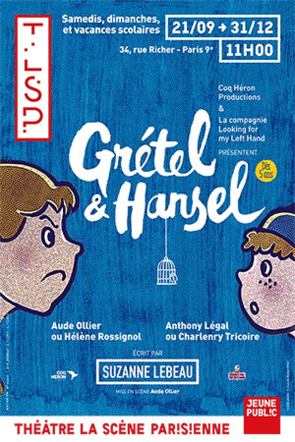 Gretel et Hansel à la Scène parisienne