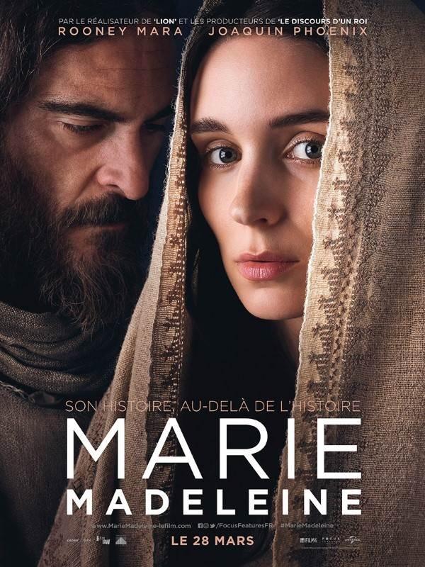 Marie Madeleine, Affiche