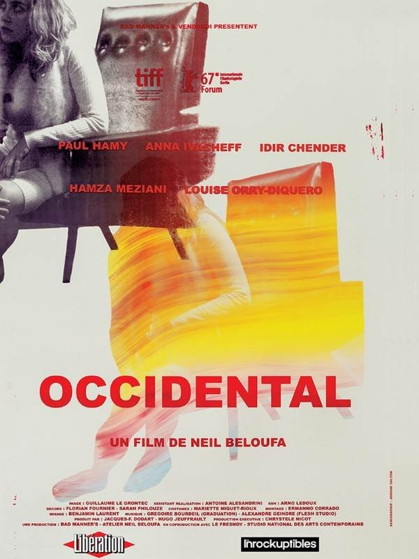 Occidental, Affiche
