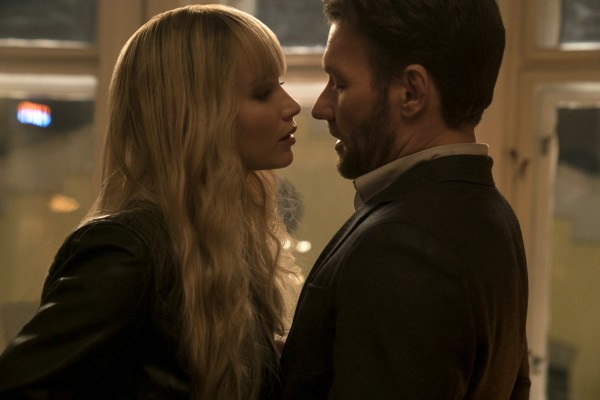 Jennifer Lawrence, Joel Edgerton