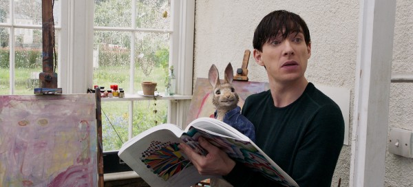 Pierre Lapin, Domhnall Gleeson