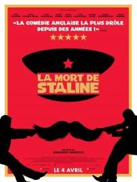 La Mort de Staline, Affiche
