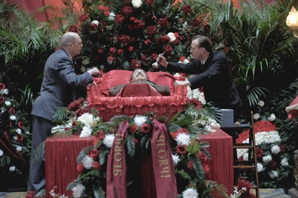 Steve Buscemi, Adrian McLoughlin, personnage