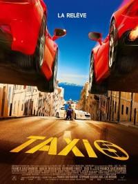 Taxi 5, Affiche