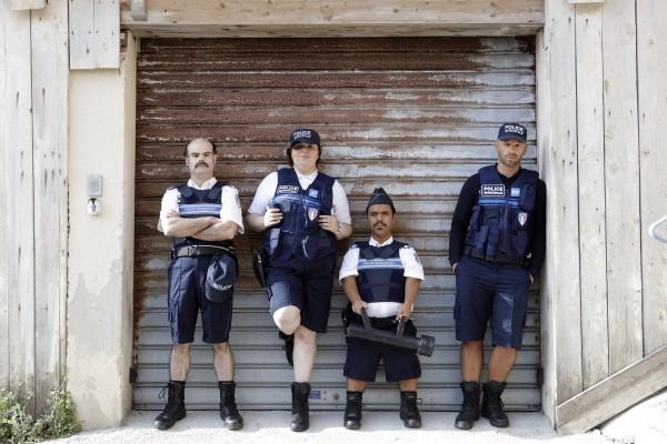 Personnage, Sissi Duparc, Anouar Toubali, Franck Gastambide