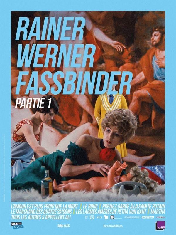Rétrospective Rainer Werner Fassbinder, partie 1