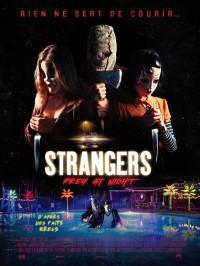 Strangers : Prey at Night, Affiche
