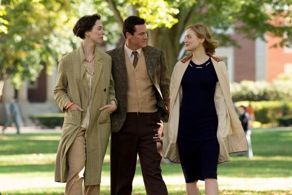 Rebecca Hall, Luke Evans, Bella Heathcote