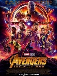 Avengers : Infinity War, Affiche