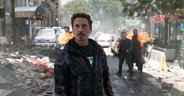 Robert Downey Jr, Benedict Cumberbatch, Mark Ruffalo, Benedict Wong