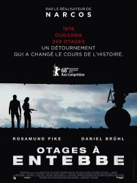 Otages à Entebbe, Affiche