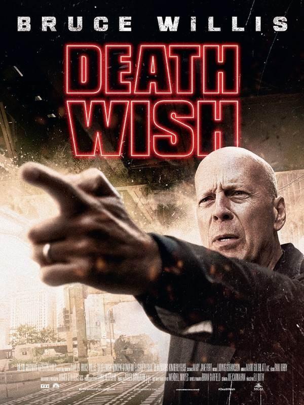 Death Wish, Affiche