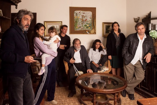 Ricardo Darín, Sara Sálamo, personnage, Roger Casamajor, Ramon Barea, Inma Cuesta, Elvira Mínguez, Eduard Fernández