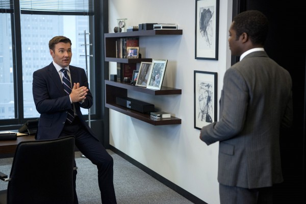 Joel Edgerton, David Oyelowo