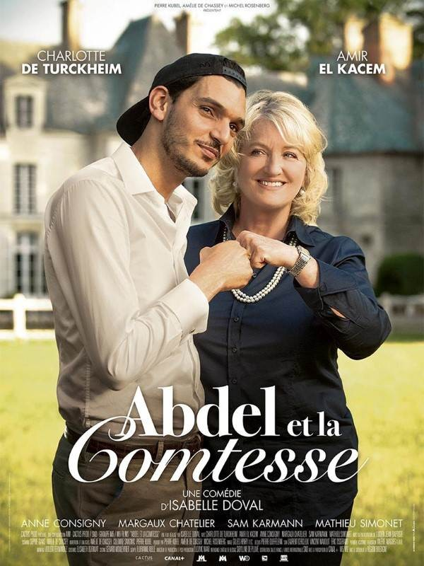 Abdel et la comtesse, Affiche