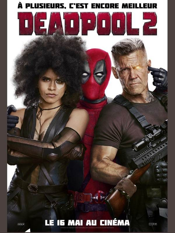 Deadpool 2, Affiche