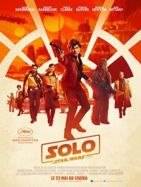 Solo : A Star Wars Story, Affiche