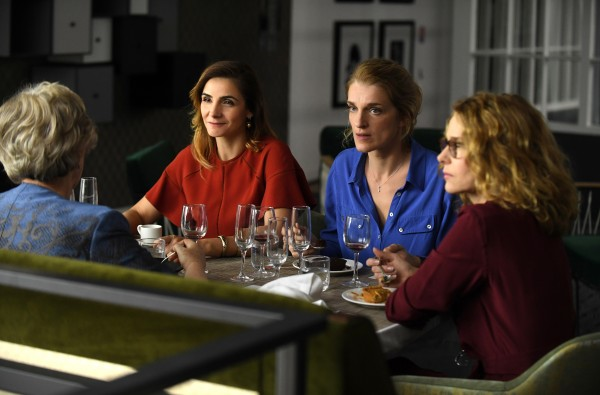 Marie-Christine Barrault, Clotilde Courau, Olivia Côte, Pascale Arbillot