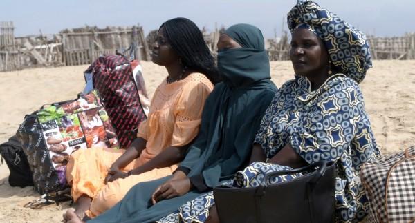 Amélie Mbaye, Adizétou Sidi, Naky Sy Savané