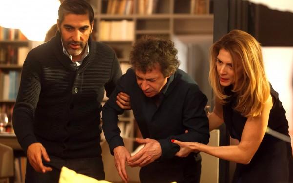 Ary Abittan, Eric Elmosnino, Judith El Zein