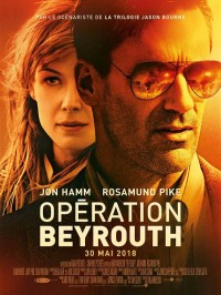 Opération Beyrouth, Affiche