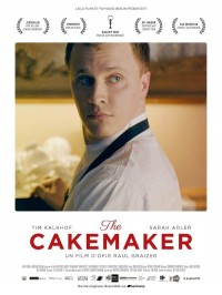 The Cakemaker, Affiche