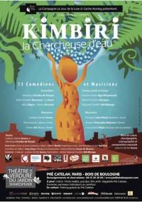 Kimbiri, la chercheuse d'eau au Théâtre de Verdure
