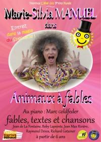Animaux à fables au Théâtre Darius Milhaud