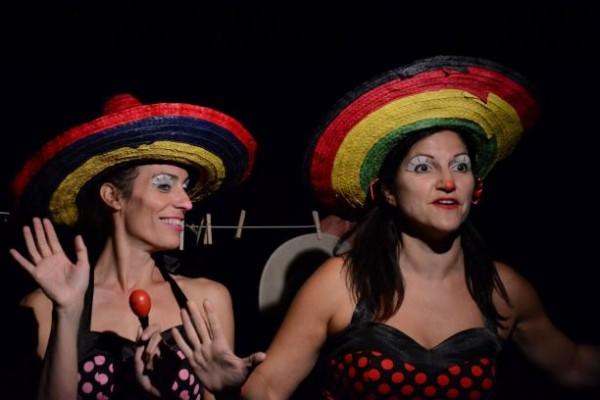 Luce et Rosalie groovent autour du monde à la Comédie Saint-Michel