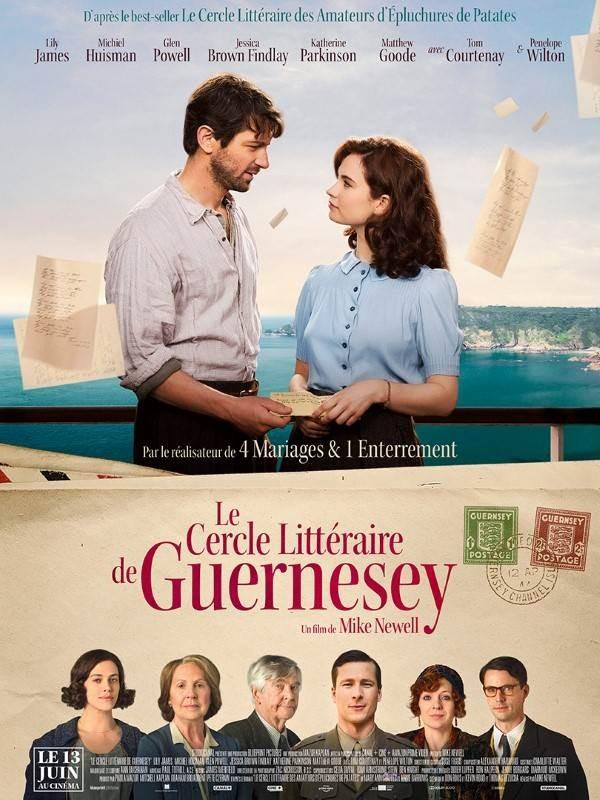 Le Cercle littéraire de Guernesey, Affiche