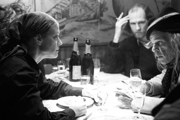 Marie Bäumer, Robert Gwisdek, Denis Lavant