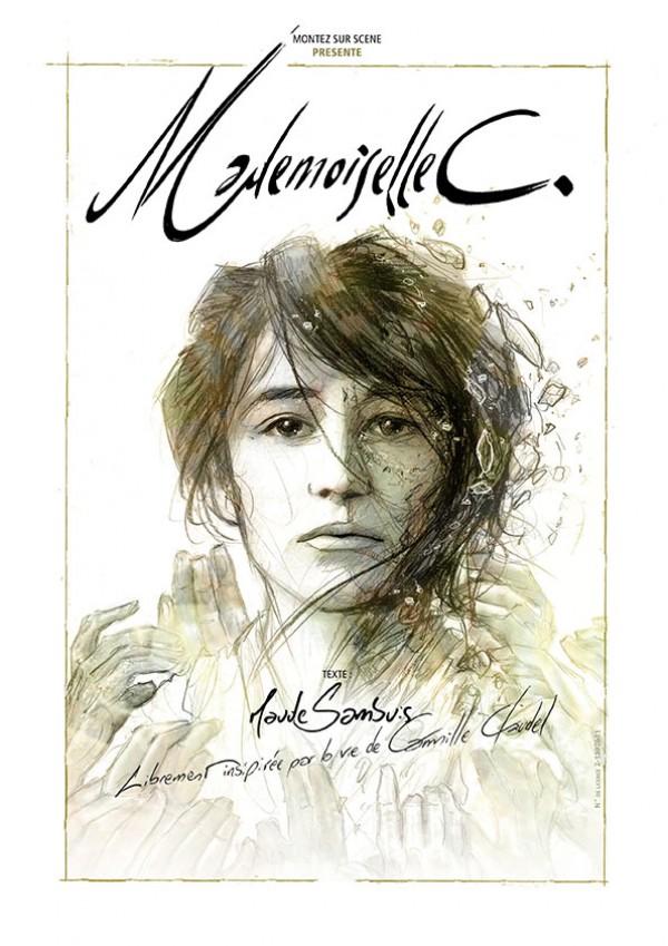 Mademoiselle C. - Affiche
