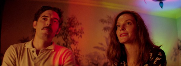 Damien Bonnard (Jérôme), Lindsay Burdge (Gina)