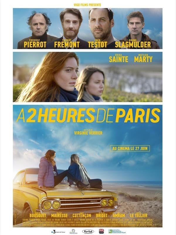 À 2 heures de Paris, Affiche