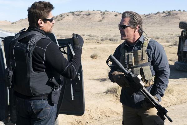 Benicio Del Toro, Josh Brolin