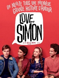 Love, Simon, Affiche