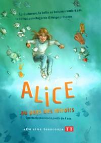 Alice au pays des miroirs au Théâtre L'Essaïon