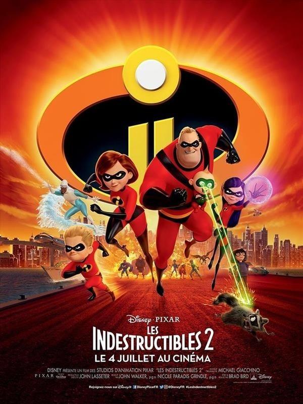 Les Indestructibles 2, Affiche