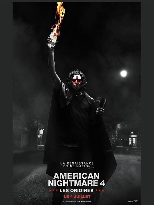 American Nightmare 4 : les origines, Affiche